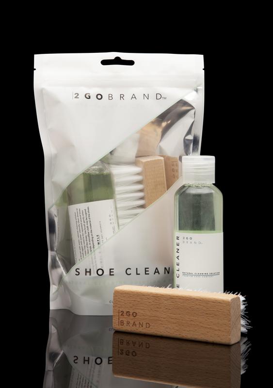2Go Brand Shoe Cleaner Kit