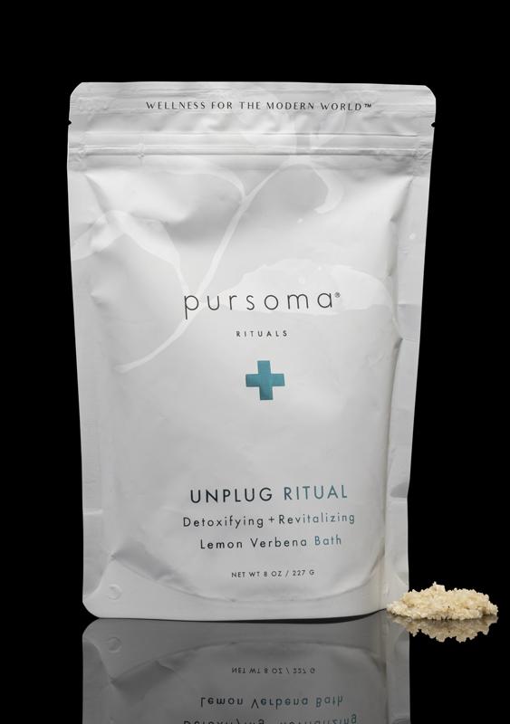 Pursoma Unplug Bath Ritual