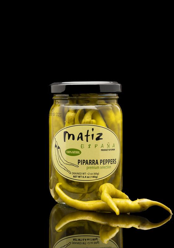 Matiz Piparra Peppers