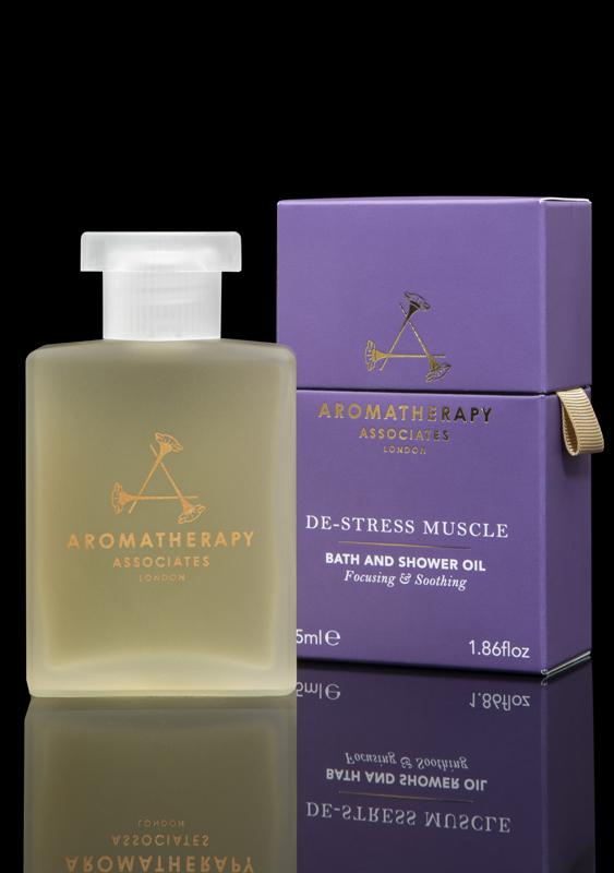 Aromatherapy Associates London De-Stress Shower Oil